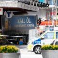 瑞典首都一卡车冲撞行人 已致5人遇难