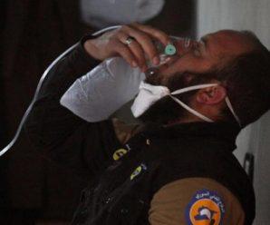 叙利亚毒气袭击致100人死数百伤 安理会或将调查