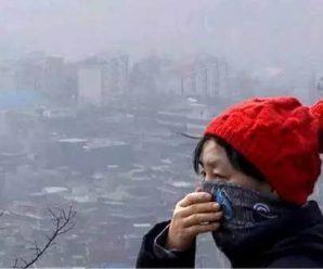 首尔雾霾笼罩韩国人要求北京赔钱 中方这样回应