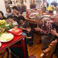 央视4台采访泰国统促会王志民会长端午家宴