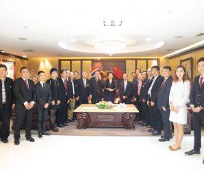黑龙江侨办侨务处孙燕处长访问泰国统促会