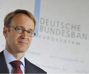 默克尔想让魏德曼接班德拉吉 担任下届欧央行行长