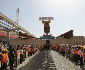 港媒:中铁建签尼日利亚城铁合同 总额近124亿元
