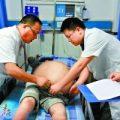 女子长世界最大肿瘤重68斤 切除后腰围爆减55厘米