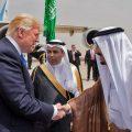 特朗普访沙特收见面礼:两国达成1100亿美元军售协议