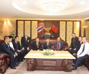 黑龙江商务厅访问团到访泰国统促会