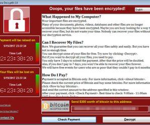 勒索病毒已攻击全球30万台电脑 黑客称还将瞄准手机