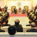 中国驻泰王国宁赋魁大使访问潮州会馆