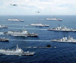 中国海军司令员对美提四点建议,释放什么信号