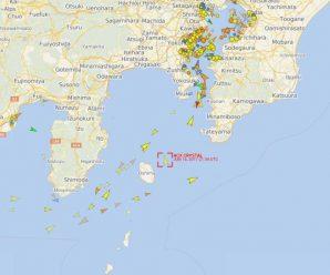 美导弹驱逐舰与菲律宾货轮相撞 7名美船员失踪