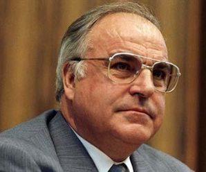 德国前总理科尔逝世享年87岁 任内两德实现统一