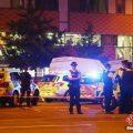 外媒:伦敦货车冲撞事件导致至少10人受伤