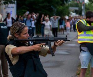 德国慕尼黑枪击事件引民众恐慌 警方:个人作案非恐袭