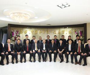 """马来西亚""""中国-东盟商务协会总会""""到访泰国统促会"""