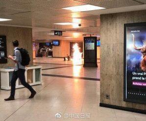 比利时布鲁塞尔中央火车站发生爆炸 检方确认为恐袭