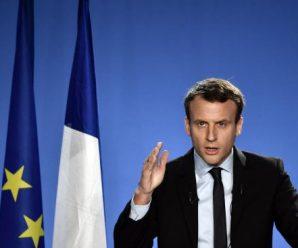 马克龙要求欧盟限制中国投资遭到反对 中方回应