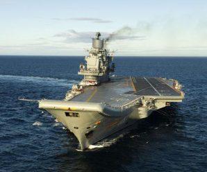 电磁弹射+垂直起降战机!俄披露最新航母计划