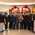 泰中深圳总商会于嘉乐斯大厦举行揭牌仪式