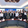 广东省政府常务副省长林少春访问泰国广东商会
