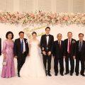 泰国统促会王志民会长出席侄子婚礼