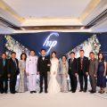曼谷第六区警察局局长颂蓬警少将之子皮蓬举行婚礼
