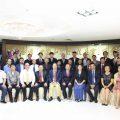 中国企业考察代表团拜访泰国中国和平统一促进总会