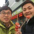 日本演员环游中国:中国进步速度惊人 没有遇到反日者