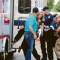 美国新墨西哥州发生枪击案 致2死4伤