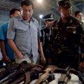 外媒:菲律宾禁毒战遭遇最血腥之日 一夜击毙32人