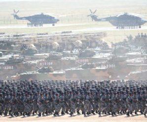 美智库:解放军正成为一支世界级军队
