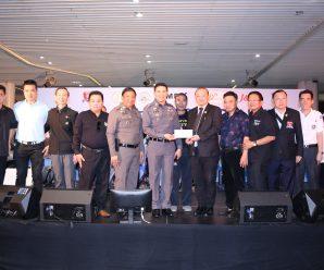 "泰国第六警区举行""GIVING AND SHARING FLOOD DONATION""捐款活动"