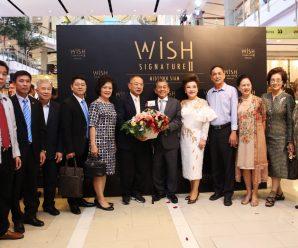 泰国统促会王志民会长出席SIAMNUWAT地产公司十周年庆典