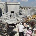美再次误炸叙50多平民 叙外长:空袭是非法行为