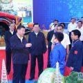 习近平:为实现中华民族伟大复兴的中国梦继续奋斗