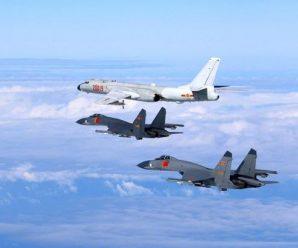 空军新闻发言人:对于空军的例行演训 有些国家要习惯