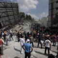 墨西哥7.1级地震 遇难人数过百 灾情严重