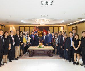 广东进出口商会访问泰国统促会