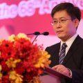 中国驻泰大使馆举办国庆68周年招待会