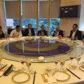 泰国广东商会举行庆祝成立一周年午宴