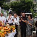 嘉乐斯集团旗下Nonsi venue商业广场举行奠基祈福仪式