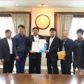泰国山西商会会长任新建拜会曼谷市政府