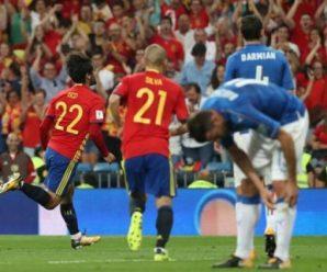 2018世界杯八支种子队确定 西班牙英格兰二档