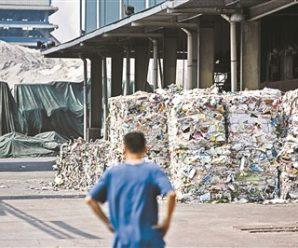 废纸涨价潮持续:回收价已较去年翻番 远超废旧钢铁