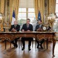 马克龙签署新反恐法案 法国将走出持续近两年紧急状态