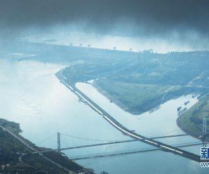 三峡工程175米试验性蓄水进入最后1米冲刺