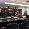 中国和平统一促进会秘书处组织党员干部观看党的十九大开幕会