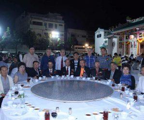 旅泰普宁仙洞乡王氏宗亲会举行成立61周年庆典