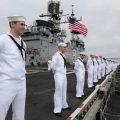 美第七舰队现美海军史上最严重腐败案 两海军上将落马