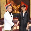 广西省侨办陈洁副主任访问泰国统促会