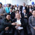 泰国统促会王志民会长出席MW汽车展示厅开业典礼